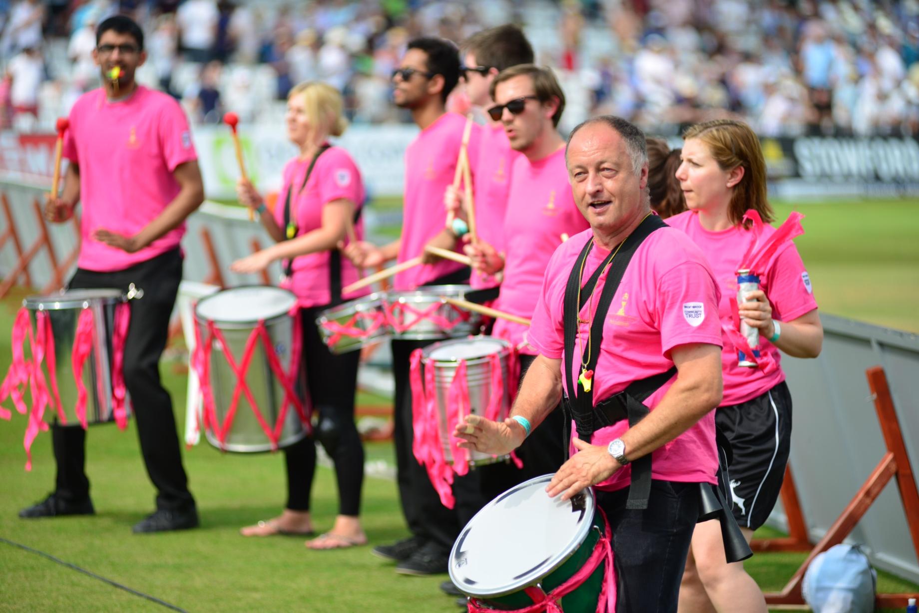 Samba Drummer