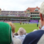 And after all that, take your seat and enjoy your experiance at Trent Bridge.