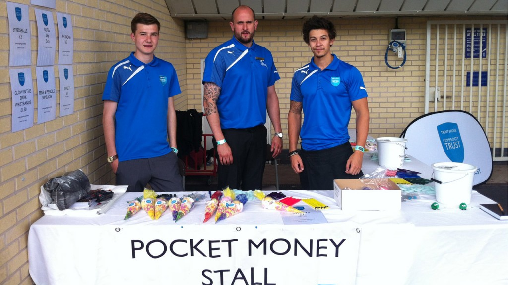 Pocket-Money-Stall